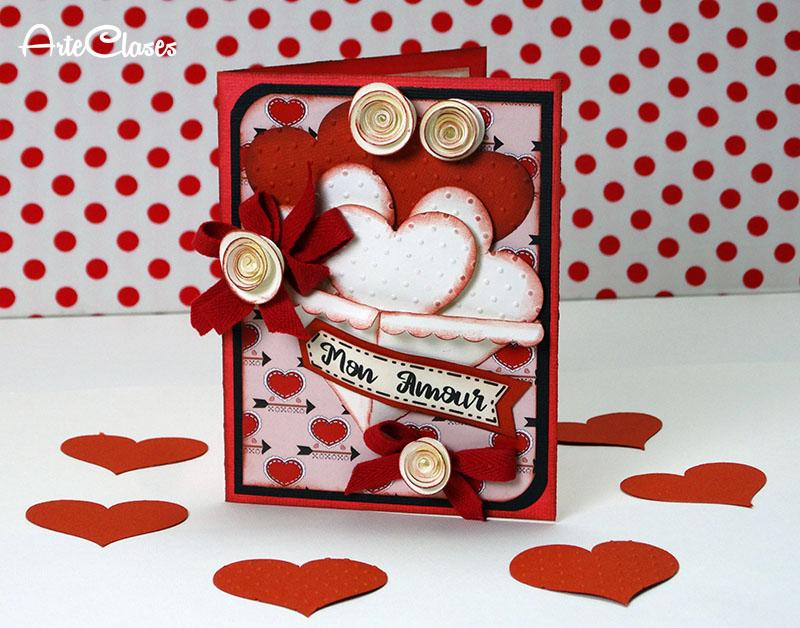 Tarjeta Mon Amour