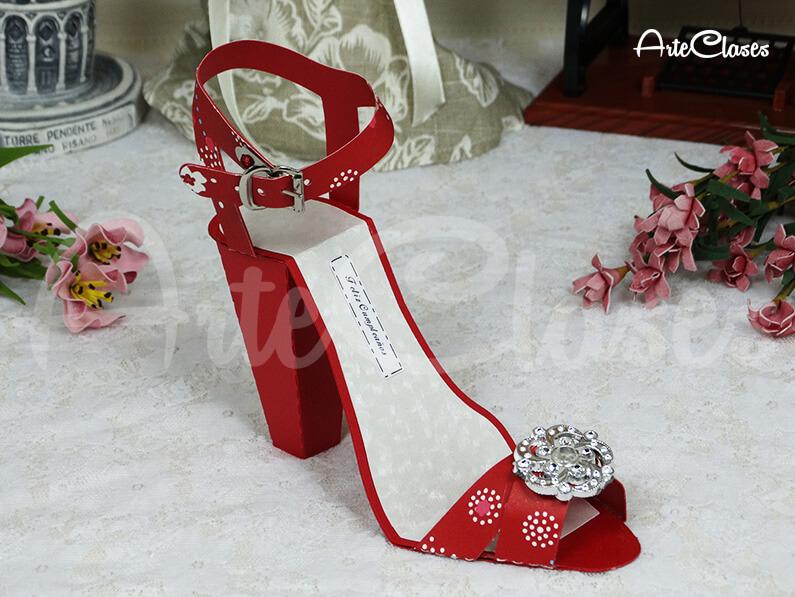 Zapato Rubí